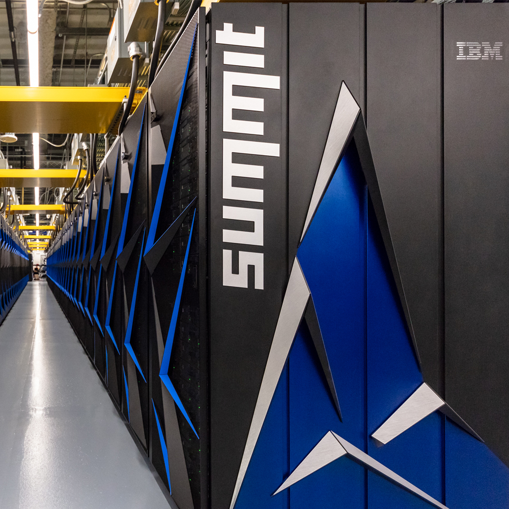 USA is #1 again with the IBM Summit supercomputer